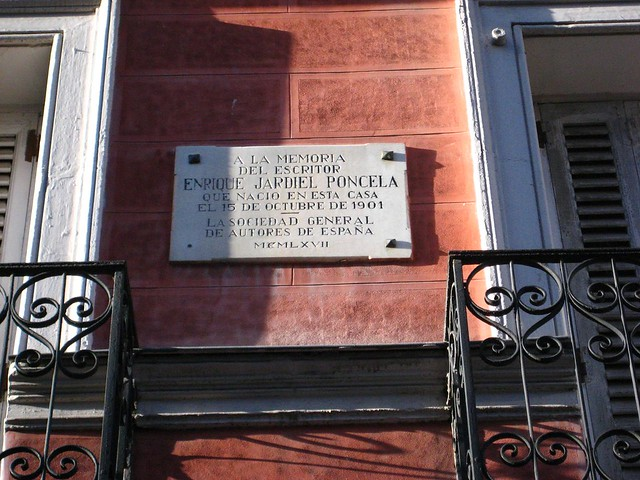 Enrique Jardiel Poncela nació aqui