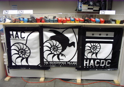 HACDC  Booth