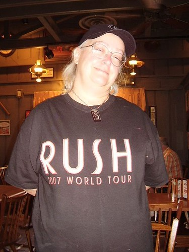 On The Way Home From A Rush Concert ... At Cracker Barrel