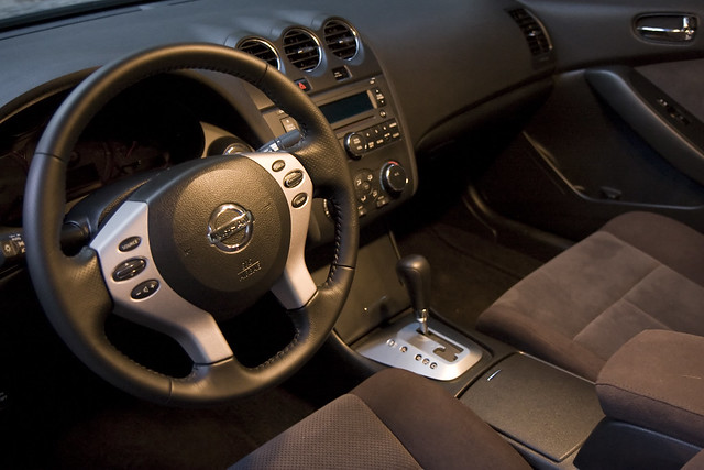 2008 Nissan Altima White Interior Save Our Oceans