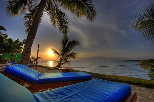 Lounging Fiji Style