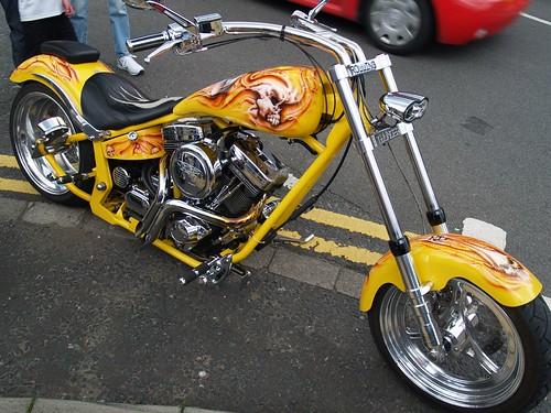 Harley Davidson Custom Bikes