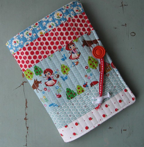 Quilted list-taker for kids
