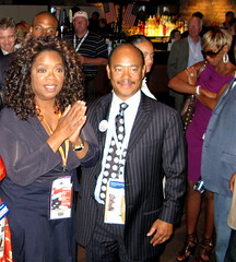Oprah and Mary J Blige