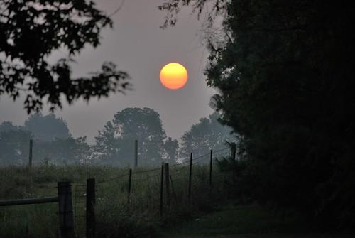 sky sun sunrise