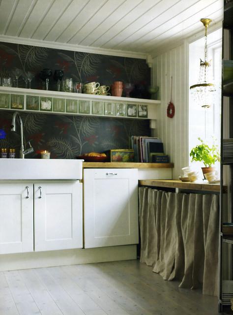 Romantic Kitchen Design Ideas