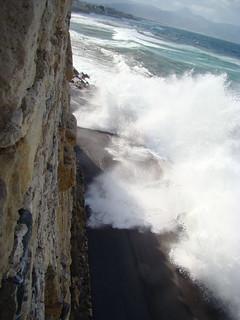 Image de Koules près de Dimos Heraklion. wave creta greece heraclion κρήτη ελλάδα koule ηράκλειο κύμα κούλε