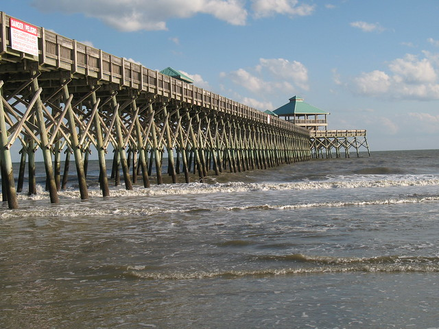 south carolina folly beach pier flickr photo sharing