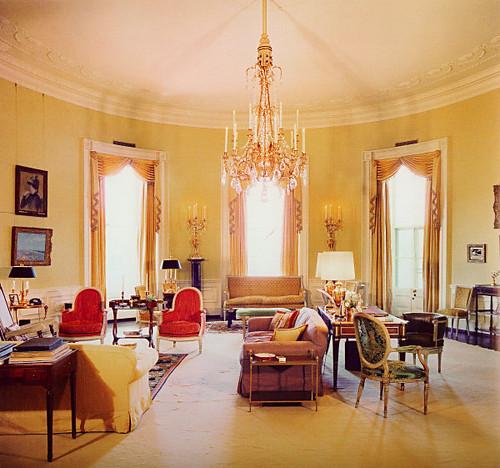 Oval Room Blue Woowork
