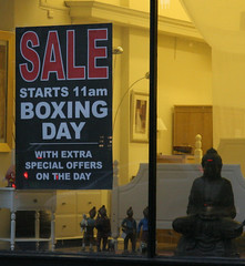 '11am Boxing Day Sale' by I See Modern Britain