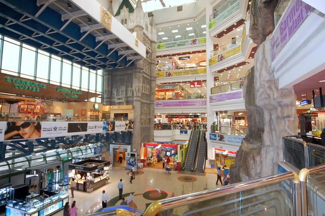 Lamsey shopping Mall Dubai