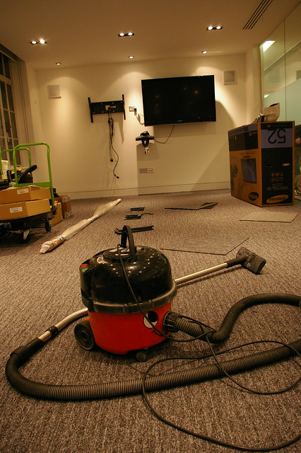 Vacuum Cleaner Definition Meaning