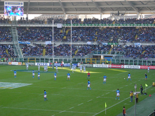 TEST MATCHES RUGBY