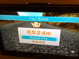 New world record! - 6524 metres