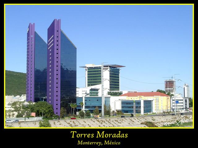 Oficinas en el Parque (Torres Moradas)