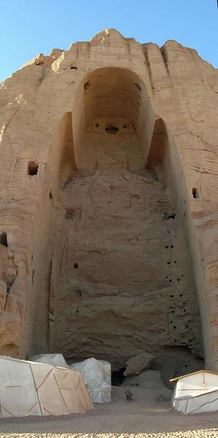 Buddahs of Bamiyan, Afghanistan
