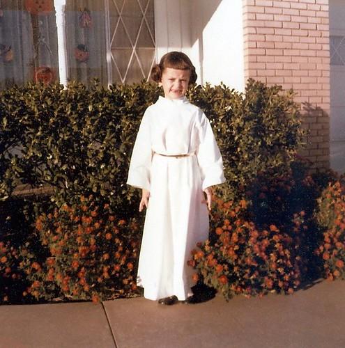 Princess Leia for Halloween 2