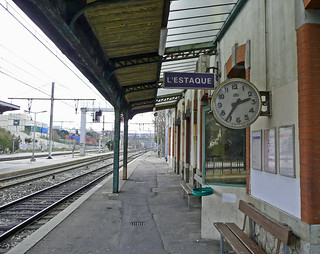 L'Estaque Gare
