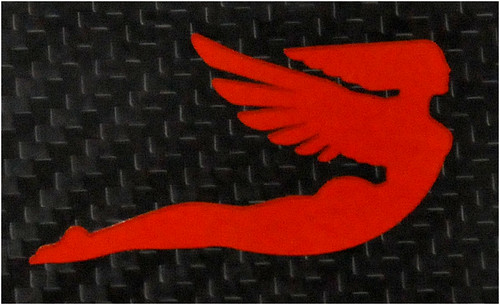 Winged Angel Logo from JH13 Box