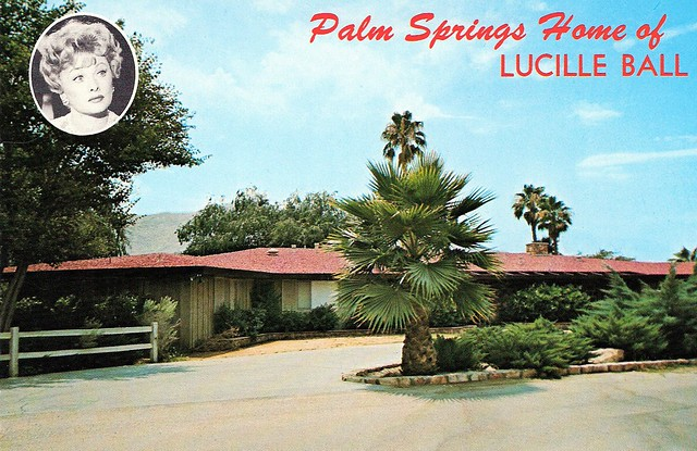 Lucille ball 39 s house palm springs 1960 39 s flickr photo for The lucy house palm springs