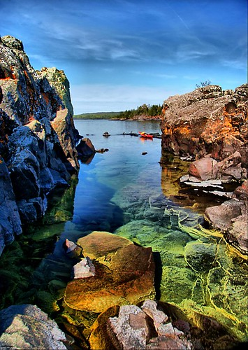 Lorelei Lane, Isle Royale National Park