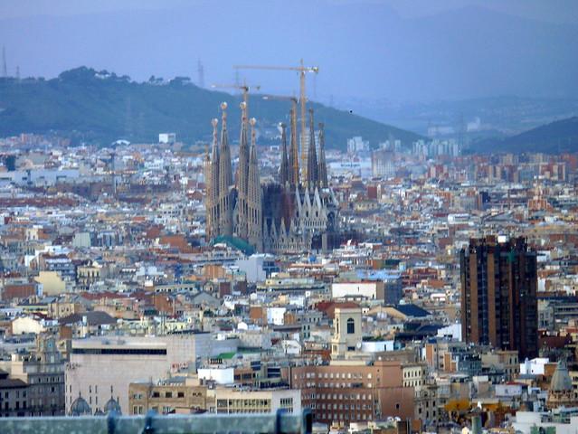 Sehenswürdigkeiten in Barcelona: Sagrada Família