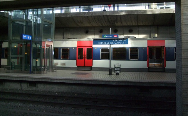 Gare CDG Aéroport Charles-de-Gaulle 1 Station