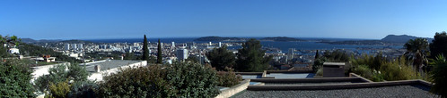 The stunning ocean views from Toulon