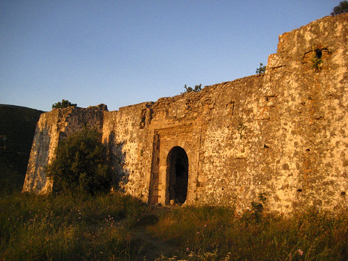 Anthousa castle