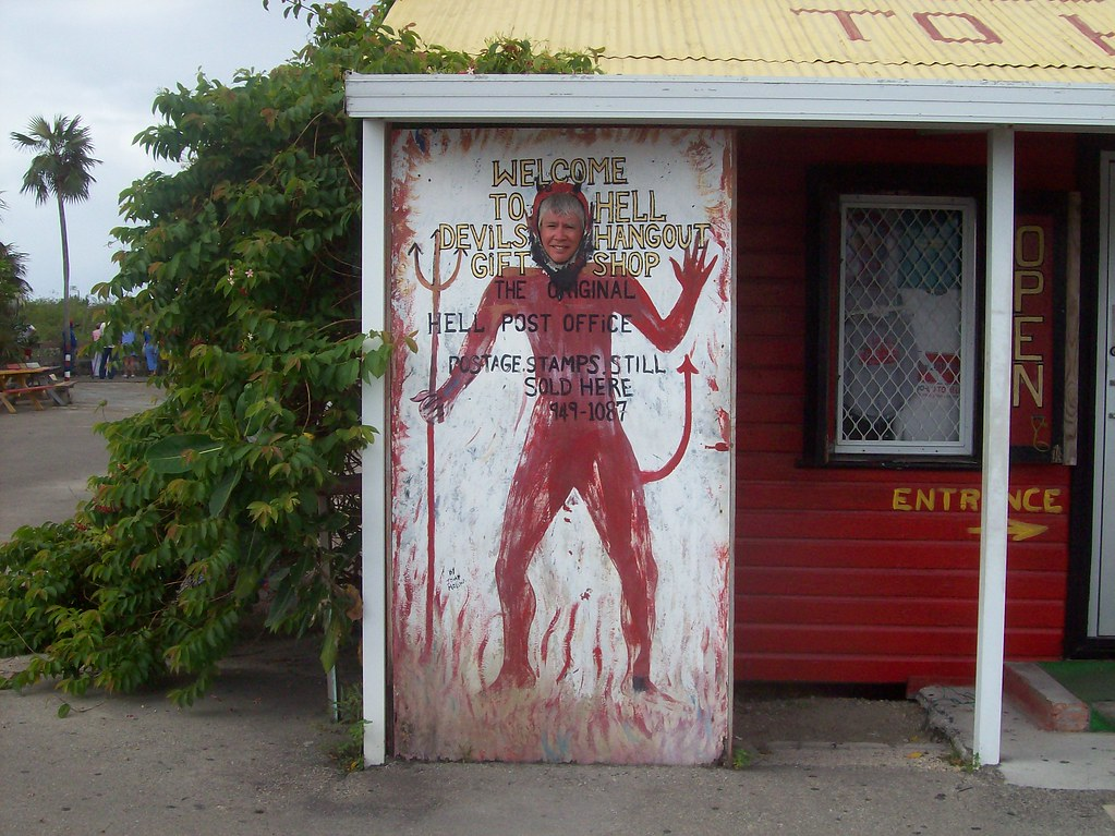 Grand Cayman - Welcome to Hell