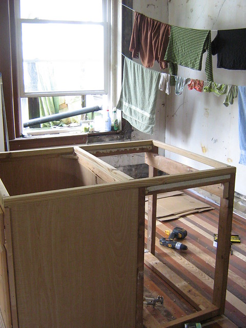 Double Sink Cabinet Kitchen Size