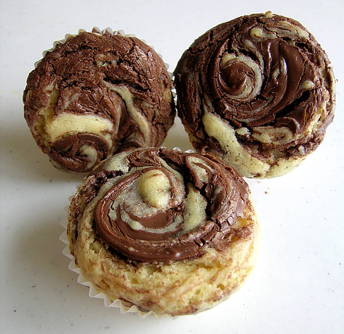Nutella Cupcakes | Flickr - Photo Sharing!