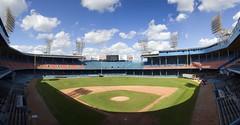 Tiger Stadium ~..~ Detroit,  Michigan  . . . The end of an Era