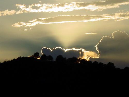 sunset arizona sky scenic prescott