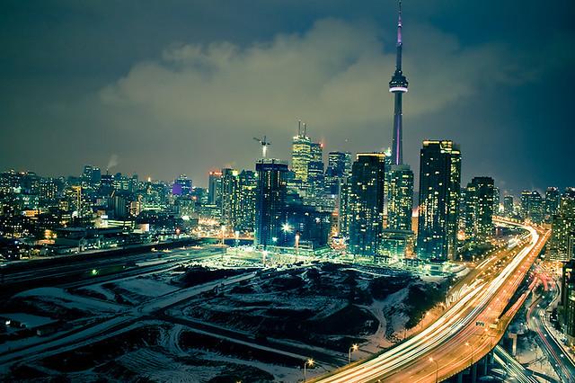 Lights... Camera... Toronto!