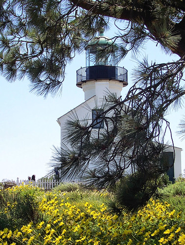 Point Loma Lighthouse - Cabrillo National Monument