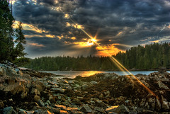 Hot Springs Cove, British Columbia