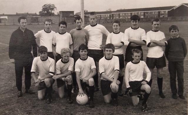 Barons Hey FC 1969/1970 Season. Cantril Farm, Liverpool 60s 70s