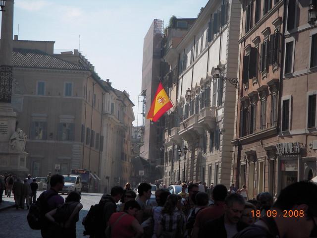 607 - Piazza de Spagna