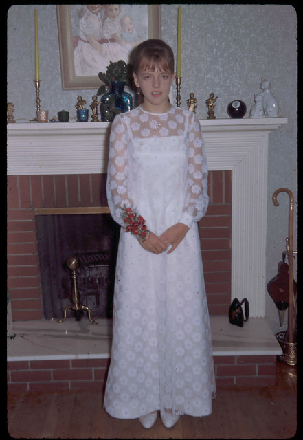 Senior Prom Dress 1968 My Mom Made The Prom Dress