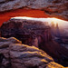 Canyonlands, Mesa Arch by fred h