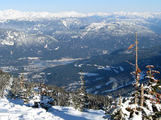 Whistler valley by CC user ruthanddave on Flickr