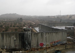 The Wall near Bethlehem