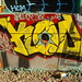 "Small photo of ""Kill Or Die"" Amend Oakland Graffiti Art"
