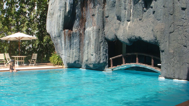 Swimming Pool And Rock Climbing In District 2 Ho Chi Minh Flickr Photo Sharing