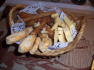 Garlic Rye Bread
