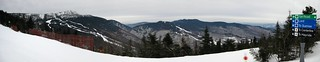 Mansfield-Spruce Panorama