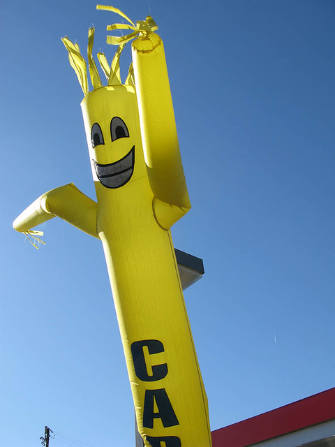 wacky waving inflatable arm flailing tube man flickr photo sharing. Black Bedroom Furniture Sets. Home Design Ideas