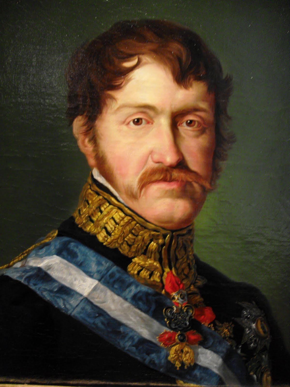 2. Carlos María Isidro de Borbón, pretendiente al trono de España como Carlos V
