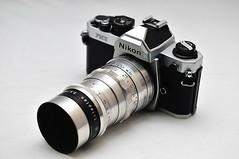 Meyer Gorlitz 100mm F2.8 Trioplan to Nikon